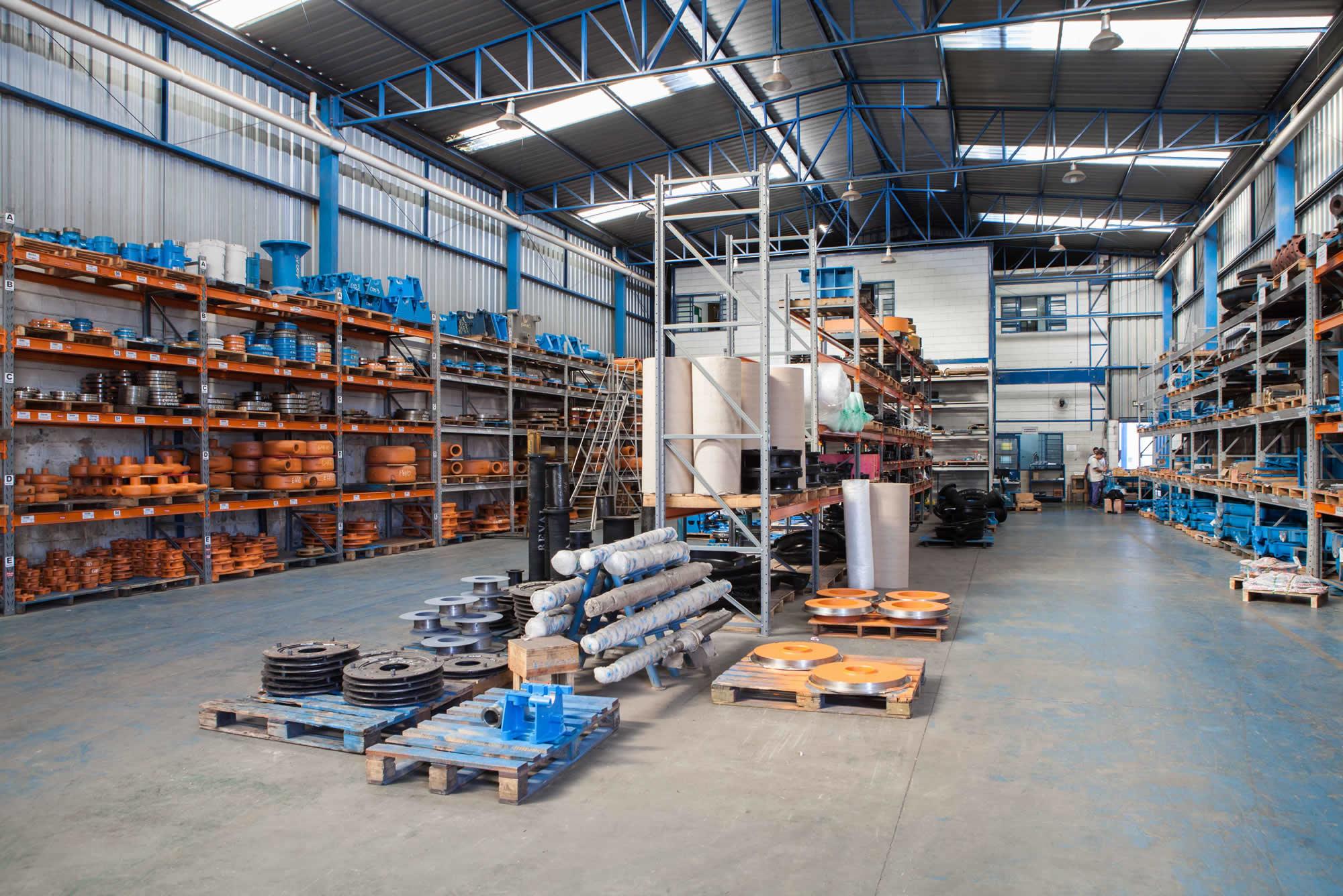 Fábrica de Bombas de Polpa em Minas Gerais